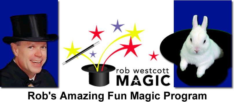 Rob's Amazing Fun Magic Program